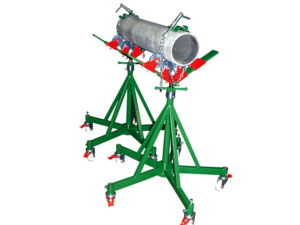 Pipe Stands – Tremco Pipeline Equipment